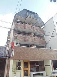 サンモリタ[4階]の外観