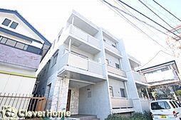神奈川県相模原市南区古淵1丁目の賃貸マンションの外観