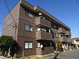 千葉県市原市西国分寺台1丁目の賃貸マンションの外観