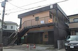 マンション・トキ[1階]の外観