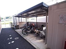 岐阜県可児市下切の賃貸マンションの外観