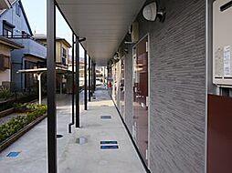 兵庫県赤穂市若草町の賃貸アパートの外観