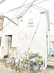 東京都渋谷区本町3丁目の賃貸アパートの外観