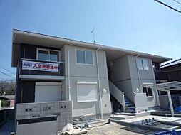 福岡県糟屋郡宇美町宇美中央3の賃貸アパートの外観