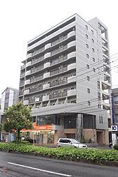 広島県広島市西区南観音町の賃貸マンションの外観