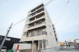 ハイツ中柳[3階]の外観