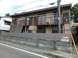 遠藤ハイツ[1階]の外観