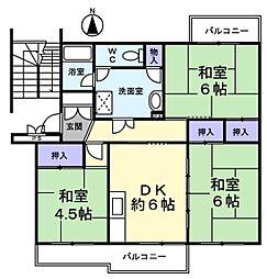 🉐敷金礼金0円!🉐鳶尾団地