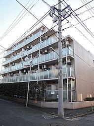 東京都品川区旗の台2の賃貸マンションの外観