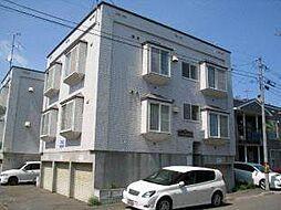 メゾンピュアハウス[3階]の外観