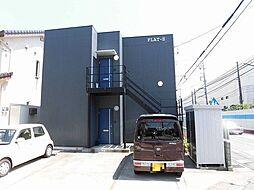 FLAT-S[2階]の外観
