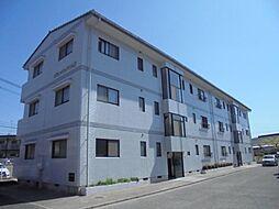 広島県東広島市八本松南2丁目の賃貸マンションの外観