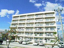 コーポ田中5号館[1階]の外観
