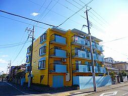 兵庫県西宮市上鳴尾町の賃貸マンションの外観