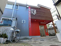 兵庫県神戸市中央区上筒井通2丁目の賃貸アパートの外観