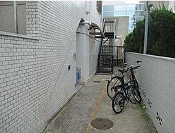 サンルートアライ[5階]の外観