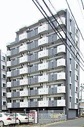宮城県仙台市宮城野区新田東2丁目の賃貸マンションの外観