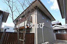岡山県岡山市北区中仙道2丁目の賃貸アパートの外観