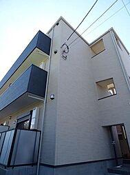 埼玉県八潮市八潮5丁目の賃貸アパートの外観