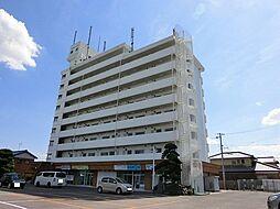三重県鈴鹿市中旭が丘1丁目の賃貸マンションの外観