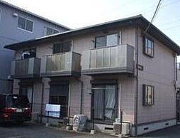 神奈川県相模原市南区大野台2丁目の賃貸アパートの外観