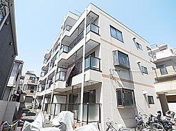 第三富士マンション[302号室]の外観