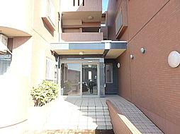 セントフィールド[1階]の外観