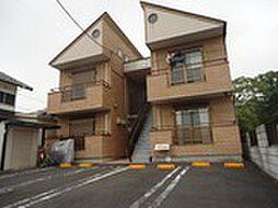 浅野大門コーポ[1階]の外観