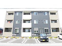 愛知県西春日井郡豊山町大字青山字東栄の賃貸アパートの外観