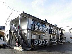 新潟県新潟市江南区横越中央1丁目の賃貸アパートの外観