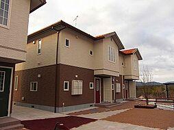 パティオ・ドゥ・シャーメゾンIII[2階]の外観