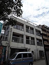 東京都江戸川区中葛西3の賃貸マンションの外観
