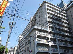 日商岩井京橋ハイツ[6階]の外観
