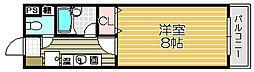 Collection鳳東町[501号室]の間取り