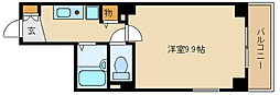 兵庫県尼崎市南塚口町2丁目の賃貸マンションの間取り