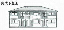 アンバー[2階]の外観