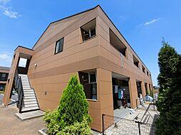 千葉県成田市大清水の賃貸マンションの外観