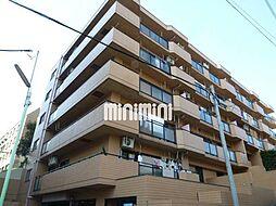 愛知県名古屋市千種区月見坂町2丁目の賃貸マンションの外観