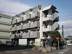 愛知県長久手市蟹原の賃貸マンションの外観