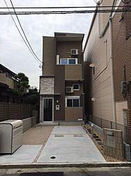 大阪府堺市堺区戎之町東4丁の賃貸アパートの外観