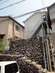 京都府京都市山科区大塚丹田の賃貸マンションの外観