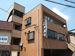 京都府京都市山科区大塚北溝町の賃貸マンションの外観
