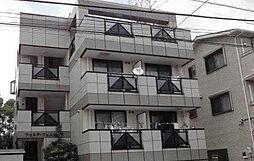 神奈川県横浜市都筑区桜並木の賃貸マンションの外観