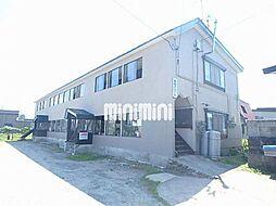 倉内アパート[2階]の外観