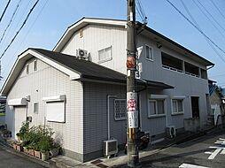 ハイツ松本[2階]の外観