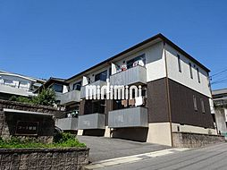 [テラスハウス] 愛知県名古屋市名東区植園町3丁目 の賃貸【/】の外観