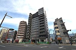 THE SQUARE Suite Residence[4階]の外観
