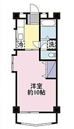 東京都練馬区石神井町1丁目の賃貸マンションの間取り
