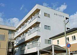 群馬県高崎市和田町の賃貸マンションの外観