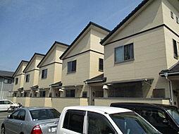 [テラスハウス] 愛媛県松山市空港通2丁目 の賃貸【/】の外観
